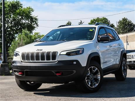 used jeep cherokee in toronto
